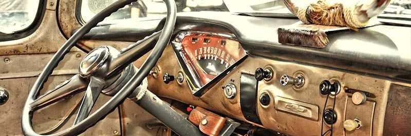 Restoring Classic Car