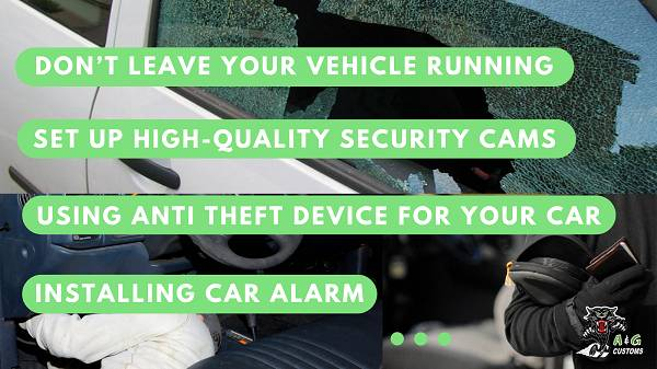 car anti theft guide