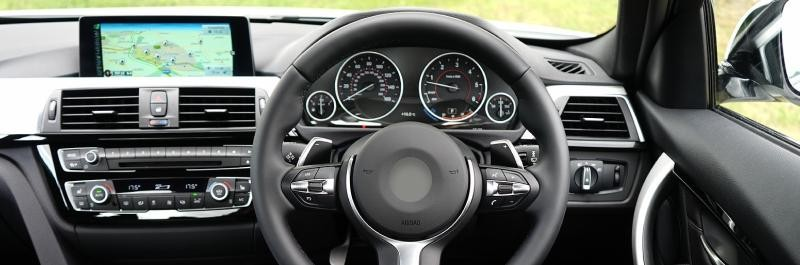 Vehicle Dashboard