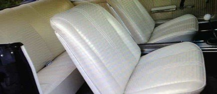 Upholstery & Interior Work